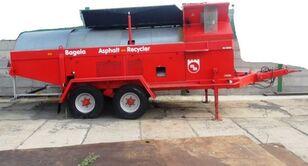 BAGELA BA 10000 (unused TOP condition zestaw asfaltbeton recycling machine