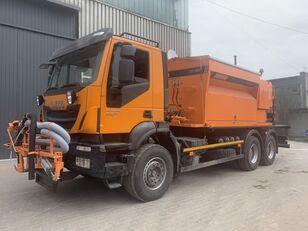 nieuw Strassmayr STP PATCHER asfaltbeton recycling machine