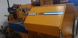 ELIA PERONI F 1250 asfalteermachine op wielen
