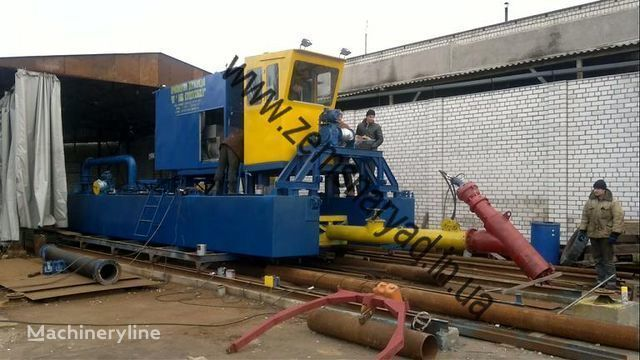 NSS 800/40-F baggermachine