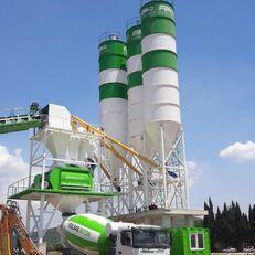 nieuw FABO POWERMIX-130 CONCRETE PLANT   NEW GENERATION betoncentrale