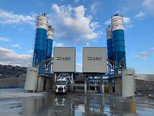 nieuw FABO POWERMIX-200 STATIONARY CONCRETE BATCHING PLANT betoncentrale