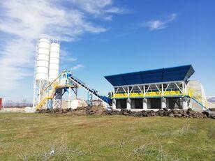 nieuw PROMAX Compact Concrete Batching Plant C60-SNG-LINE  betoncentrale