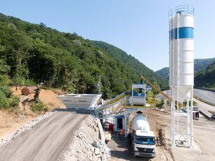 nieuw PROMAX МОБИЛЬНЫЙ БЕТОННЫЙ ЗАВОД  M100-TWN (100м³/ч)  betoncentrale