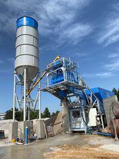 nieuw Plusmix 60m³/Hour MOBILE Concrete Plant - BETONNYY ZAVOD  betoncentrale
