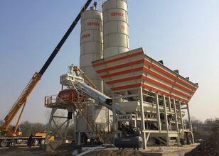 nieuw SEMIX Mobile 120-135 Y MOBILE CONCRETE BATCHING PLANTS 120-135m³ betoncentrale