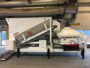 nieuw SUMAB Scandinavian Quality! Economy Class K-10 (Pan mixer 750 \ 500 L) betoncentrale