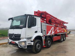 nieuw KCP 46m - AROCS 4143 8x4/4 - Mercedes-Benz - NUEVO - betonpomp