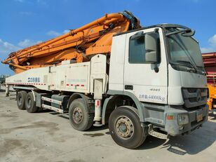 Zoomlion ZLJ5440THB op chassis MERCEDES-BENZ Actros 4141-56m betonpomp