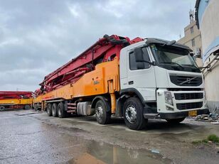 Sany SY5510THB op chassis VOLVO SANY 62m on  VOLVO--10*4 Truck betonpomp