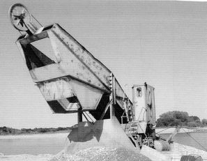 Stichweh KS400S dragline