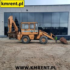 SCHAEFF SKB 902 KOPARKO-ŁADOWARKA | JCB 3CX CAT 432 428 VOLVO BL 71 61 T graaflaadmachine