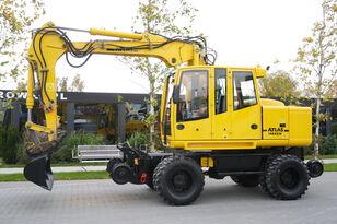 ATLAS Road-rail excavator Atlas 1404ZW mobiele graafmachine