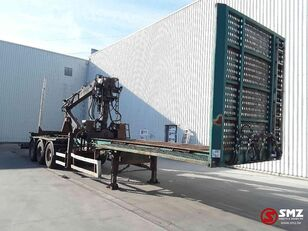 KAISER Oplegger Jonsered J130or steel mobiele kraan