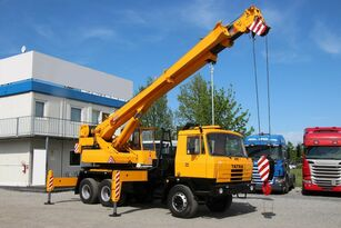 TATRA 815 AD 20 T, 6x6, AFTER REPAIR, GOOD CONDITION mobiele kraan