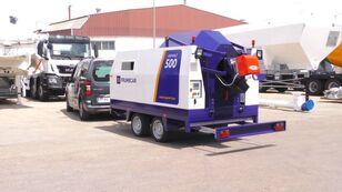 nieuw FRUMECAR Asphalt Recycler 500 recycling machine