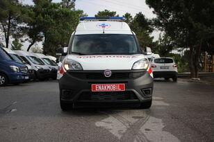 nieuw FIAT DOBLO MAXİ XL WİTH EQUİPMENT ambulance