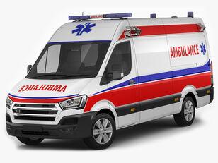 nieuw HYUNDAI H 350 ambulance