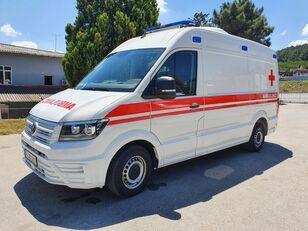 nieuw VOLKSWAGEN CRAFTER AMBULANCE ambulance