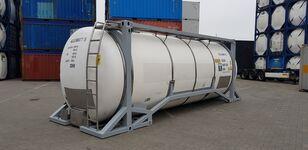 KLAESER Танк-контейнер 20 футовый 26 м. куб. 20ft tankcontainer